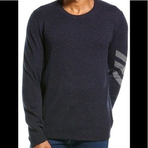 Zadig & Voltaire Kennedy Arrow Cashmere Sweater L